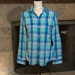 Lauren Jeans Co. Plaid Shirt